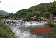 宕昌县官鹅沟风景