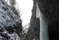 宕昌县官鹅冰瀑