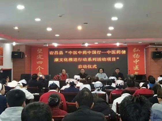 """""""中医中药中国行""""义诊活动走进宕昌"""